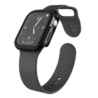 Чехол X-Doria Defense Edge для Apple Watch 40 мм Чёрный